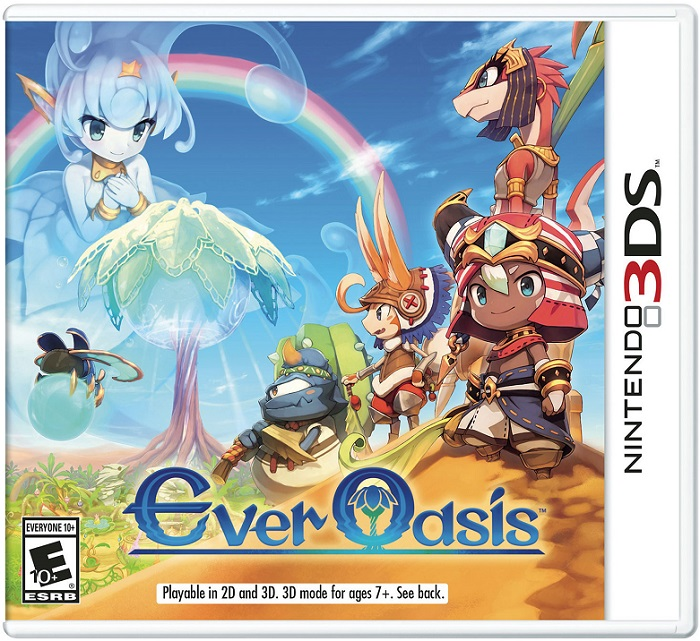 critique du jeu ever oasis sur nintendo 3ds blogue best buy. Black Bedroom Furniture Sets. Home Design Ideas