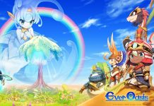 Ever Oasis wallaper