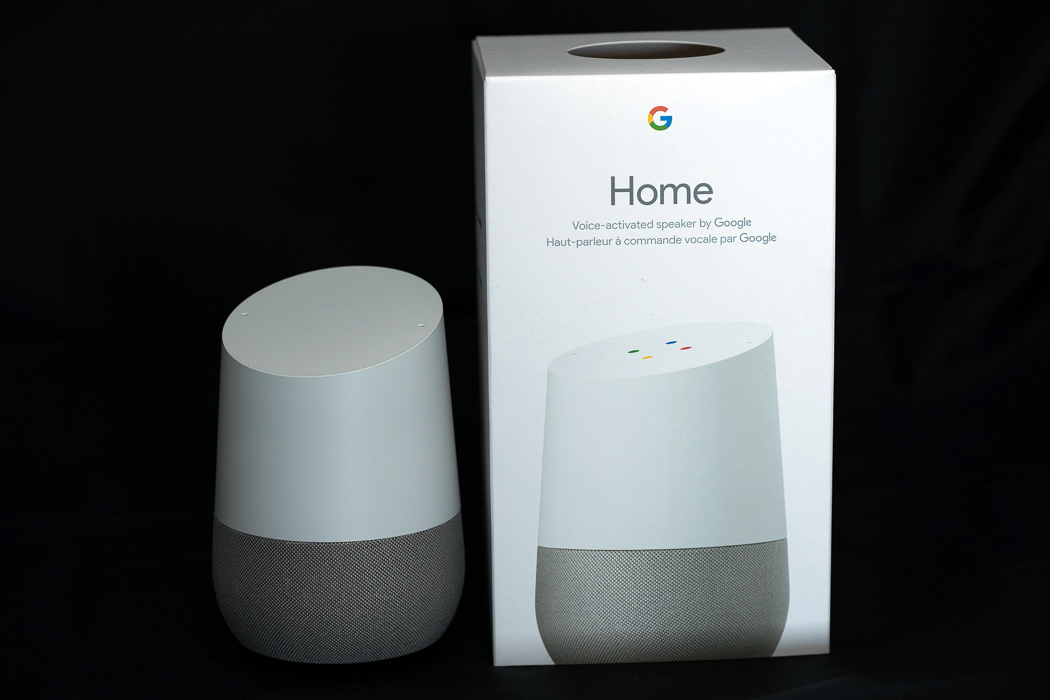 Mon test du haut-parleur connecté Google Home - Blogue Best Buy