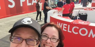 Mel et Paul au EA Play Fest