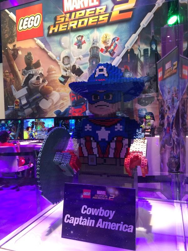 LEGO Capitaine America