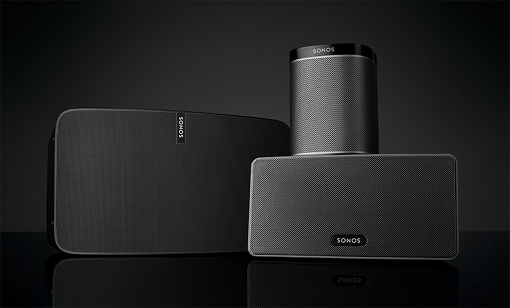 Sonos PLAY1 PLAY3 PLAY5