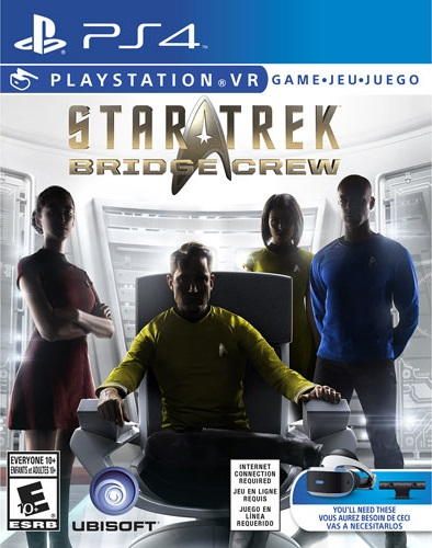 Star Trek BC pochette