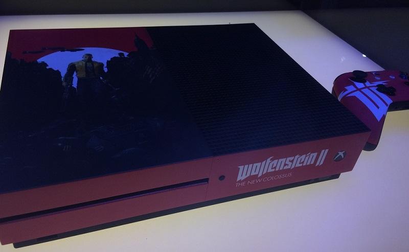 Xbox One Wolfenstein