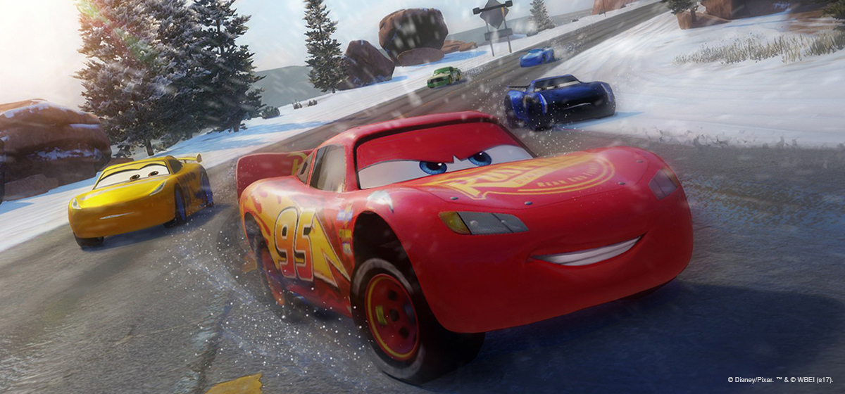 cars 3 driven