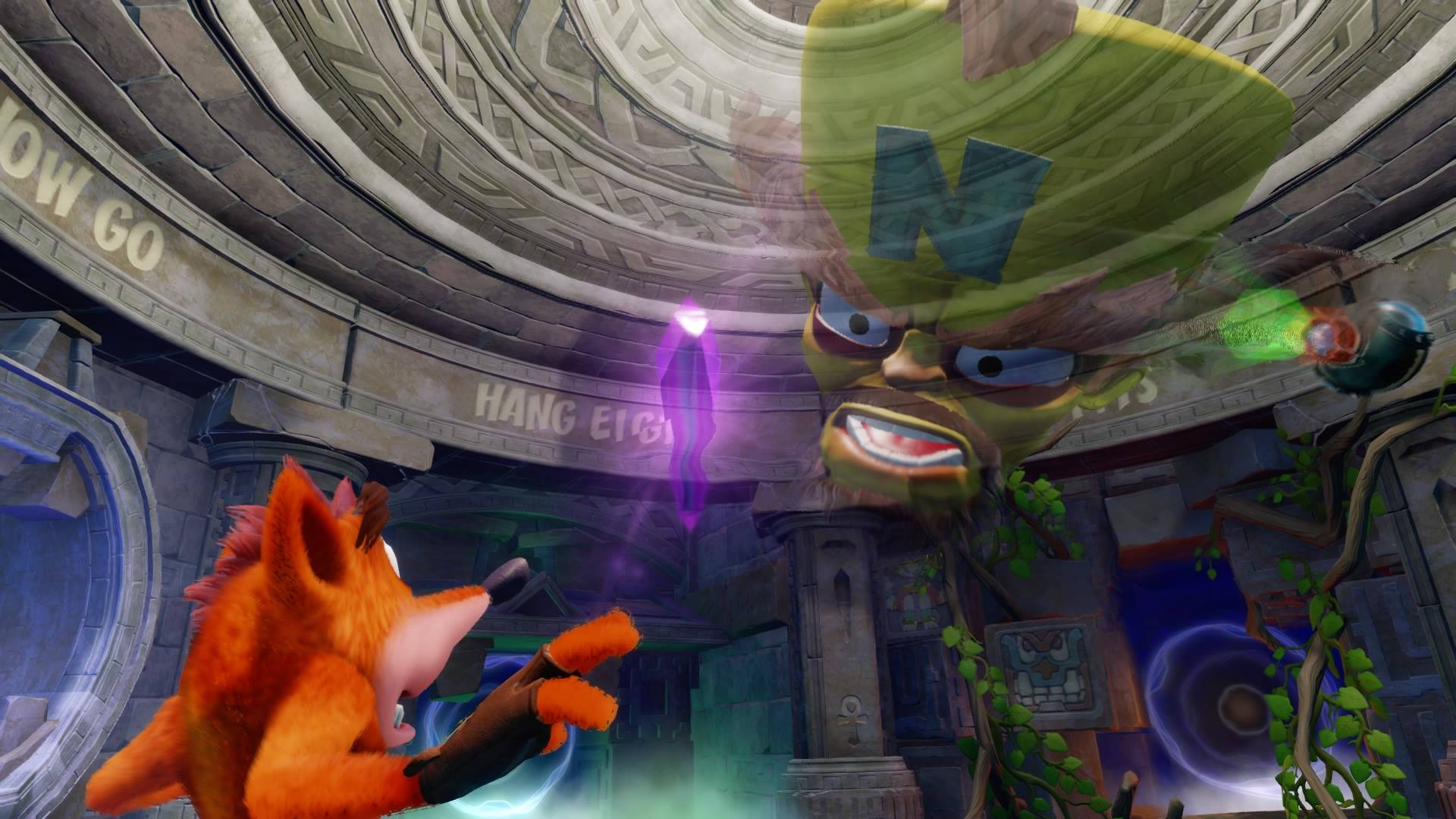 Crash Bandicoot 9