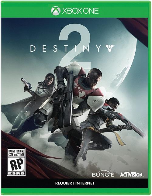 Destiny 2 pochette