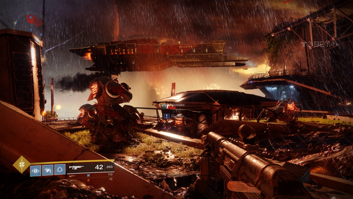 Destiny Beta 3
