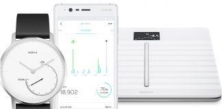 Accessoires connectés Nokia Health