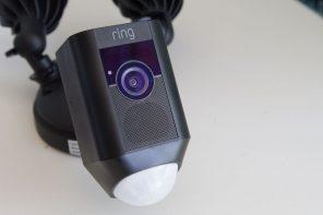 Caméra à projecteur Ring