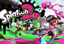 Splatoon 2 header