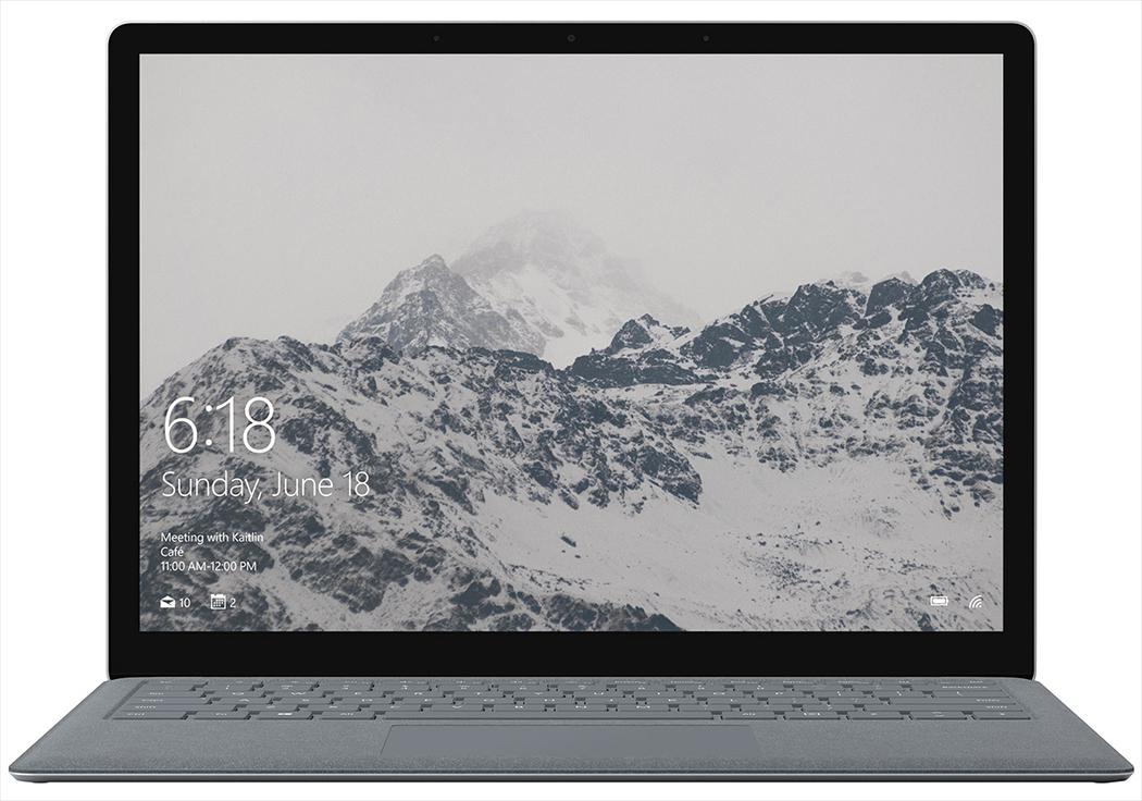 Top-10 Portables pour la rentrée scolaire 2017 Surface Laptop