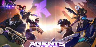 Agents of Mayhem intro