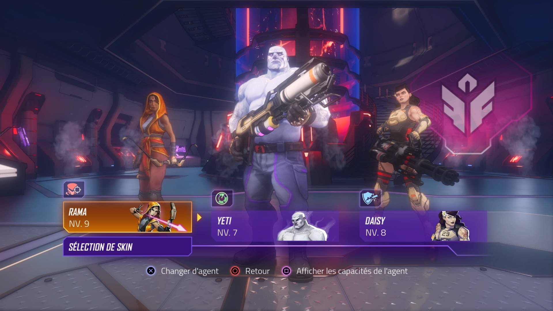 Agents of Mayhem 5