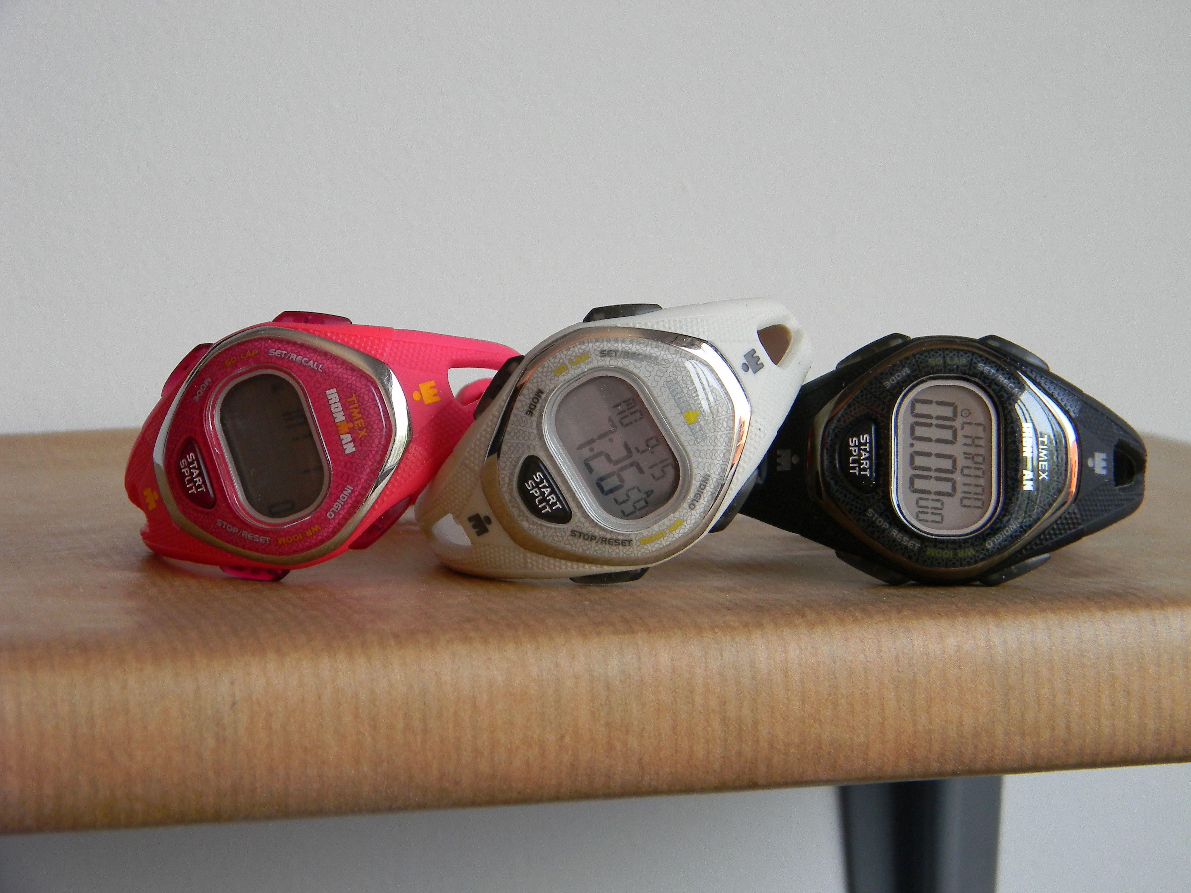montre sport numérique avec chronographe IRONMAN pour femmes de Timex