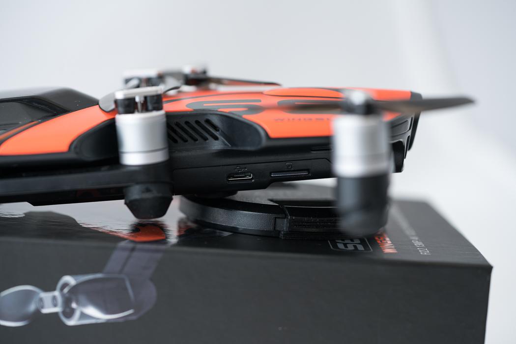 Drone S6 de Wingsland quadricoptère