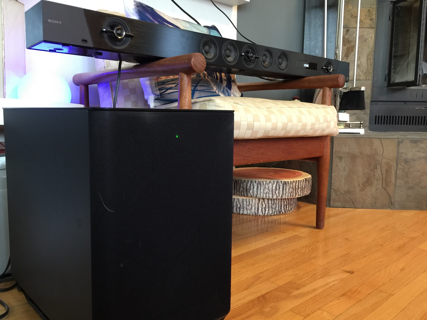 sony soundbar and subwoofer