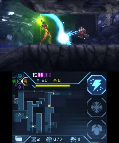 Metroid Samus Returns image 5
