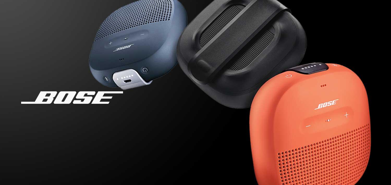 Haut Parleur Bluetooth Etanche Et Robuste Soundlink Micro De Bose