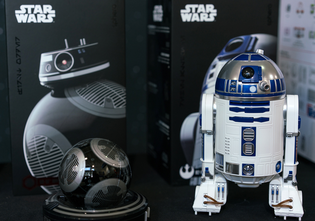Star Wars R2-D2 Sphero BB-9E