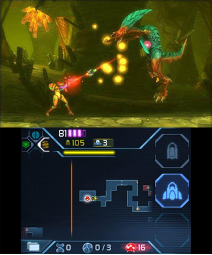 Metroid Samus Returns image 3