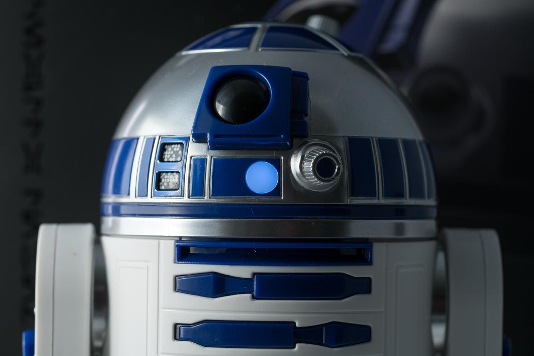 robot télécommandé R2-D2 de Sphero