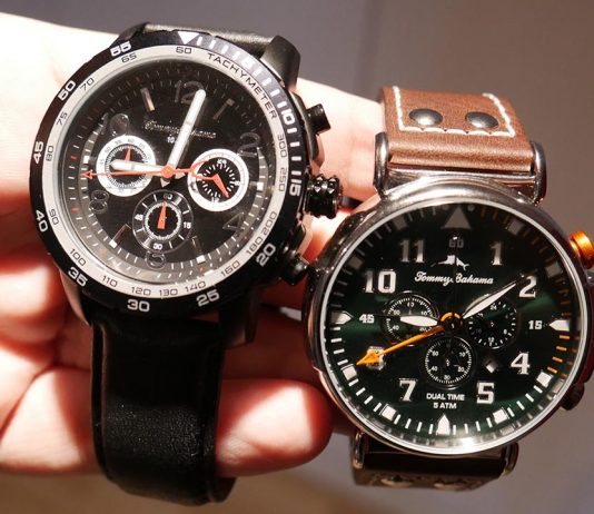 montres tommy bahama