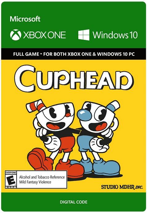 Cuphead pochette