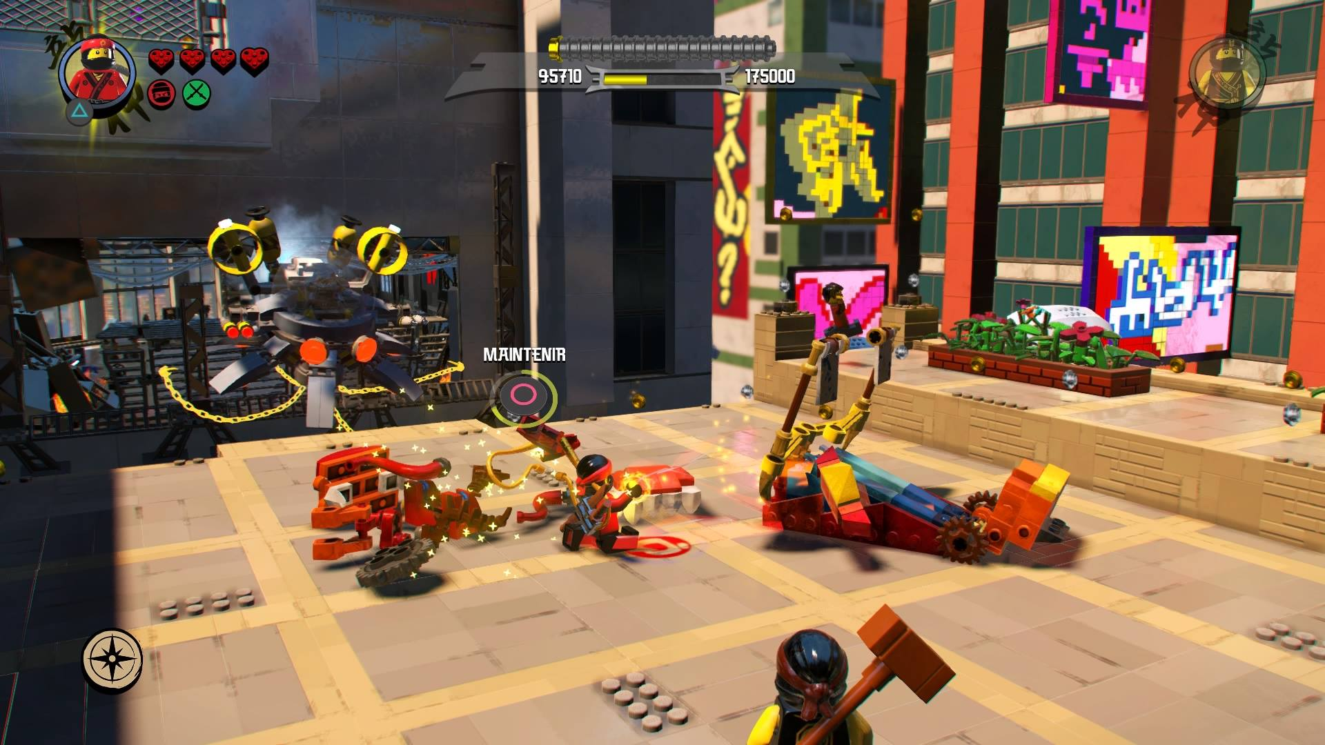 Test du jeu lego ninjago le film blogue best buy - Jeu lego ninjago gratuit ...
