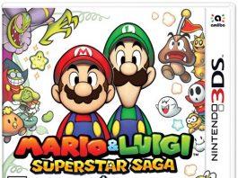 Mario Luigi pochette