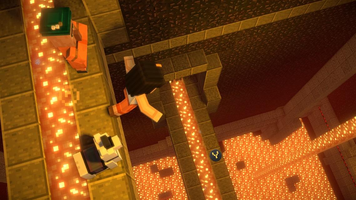 Minecraft Story Mode S2-7