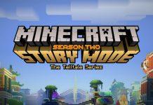 Minecraft Story Mode S2 titre