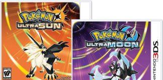 Pokémon Ultra Soleil Lune pochette