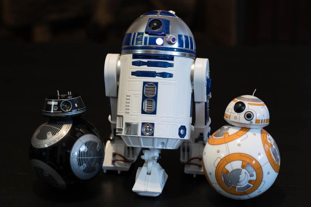 robot télécommandé BB-8 de Sphero
