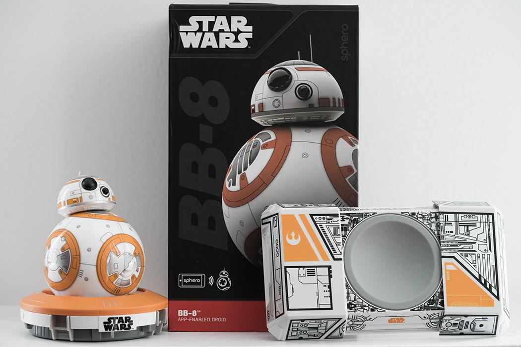 robot télécommandé BB-8 de Sphero Star Wars