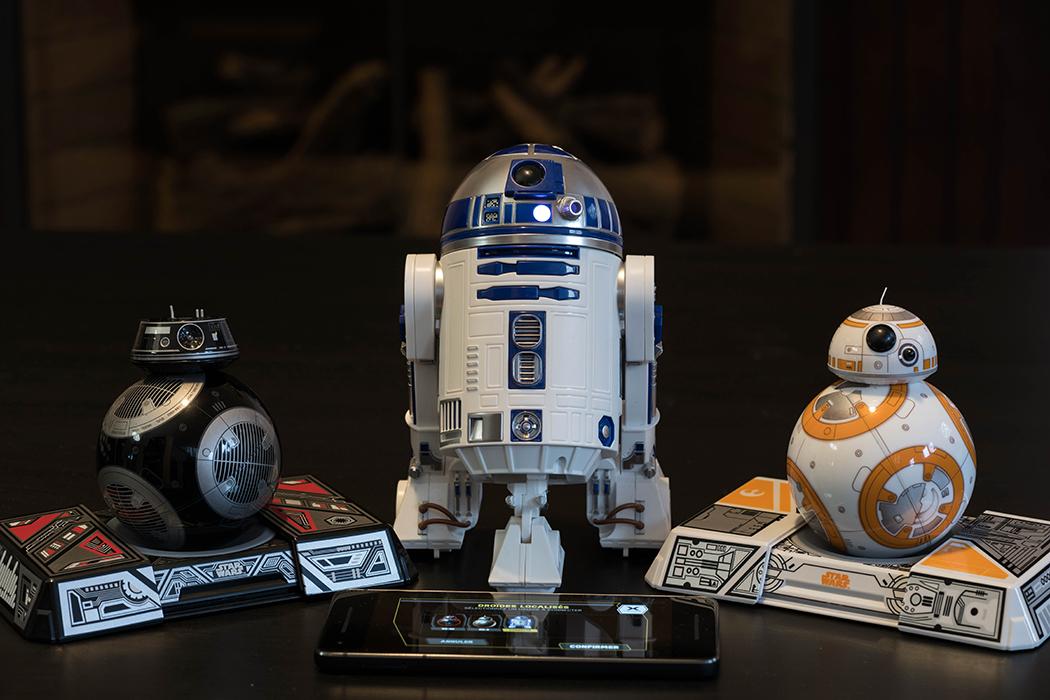 robot télécommandé BB-9E de Sphero