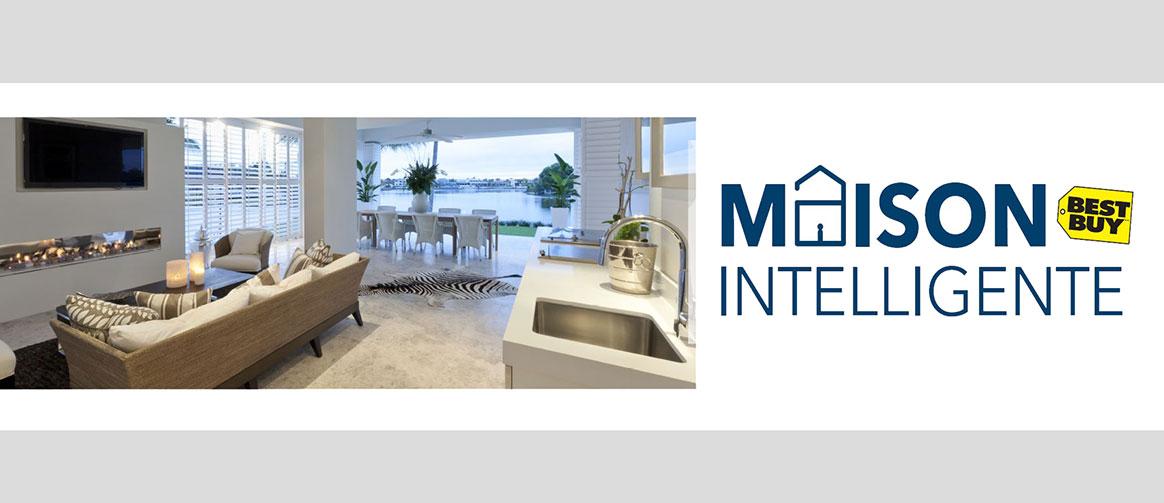 la maison connect e est en vedette au salon expohabitation. Black Bedroom Furniture Sets. Home Design Ideas