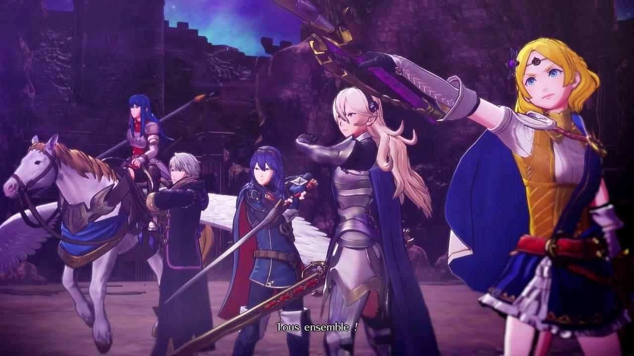 Fire Emblem Warriors image 6