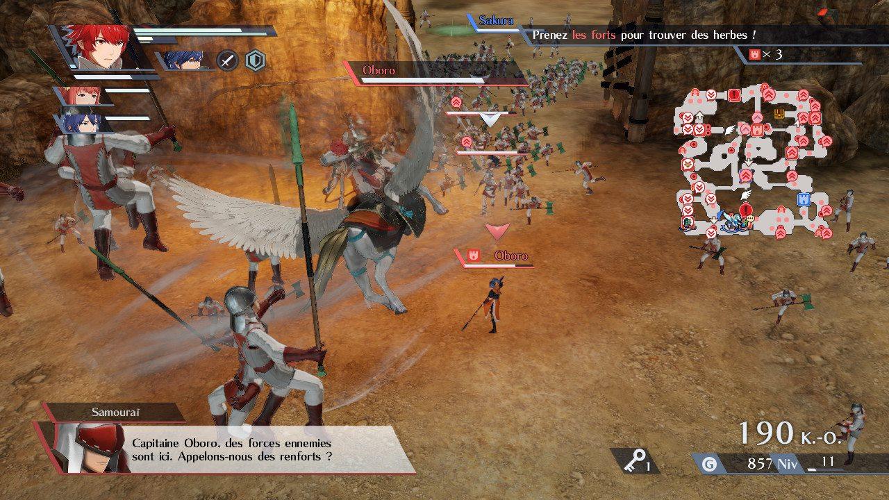 Fire Emblem Warriors image 2