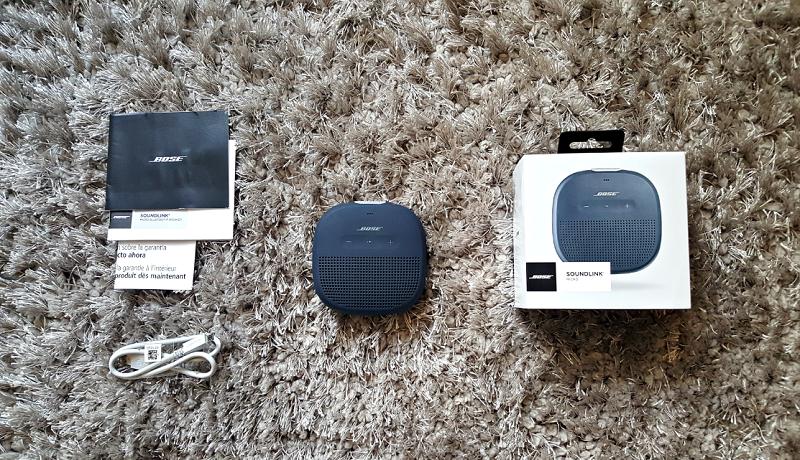 Essais Enceinte Bluetooth Bose Soundlink Micro Blogue Best Buy