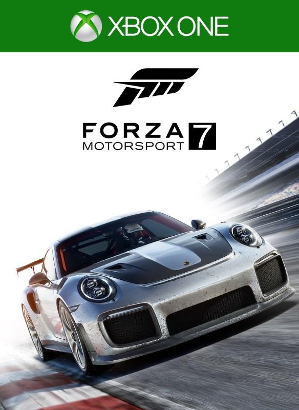 Forza Motorsport 7 pochette