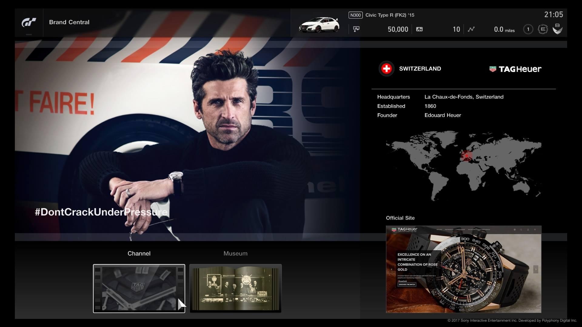 Gran Turismo Sport 1