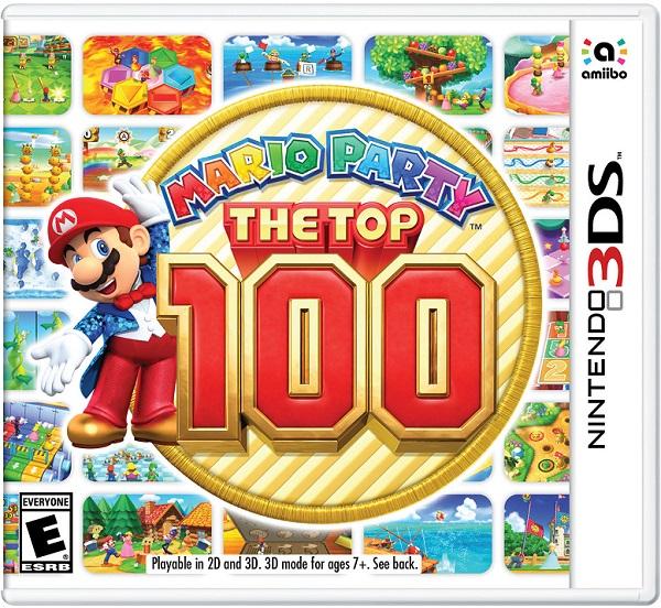 Mario Party pochette