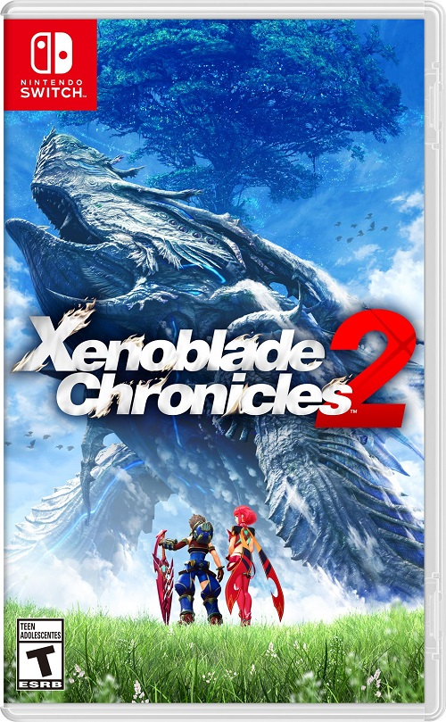 Xenoblade Chronicles pochette