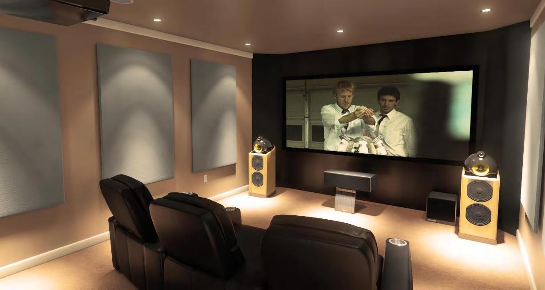 Le cadeau parfait pour un cin ma maison 4k blogue best buy - Home theater sound system design ...