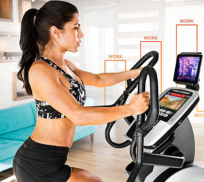 elliptique HIIT Trainer Pro de ProForm