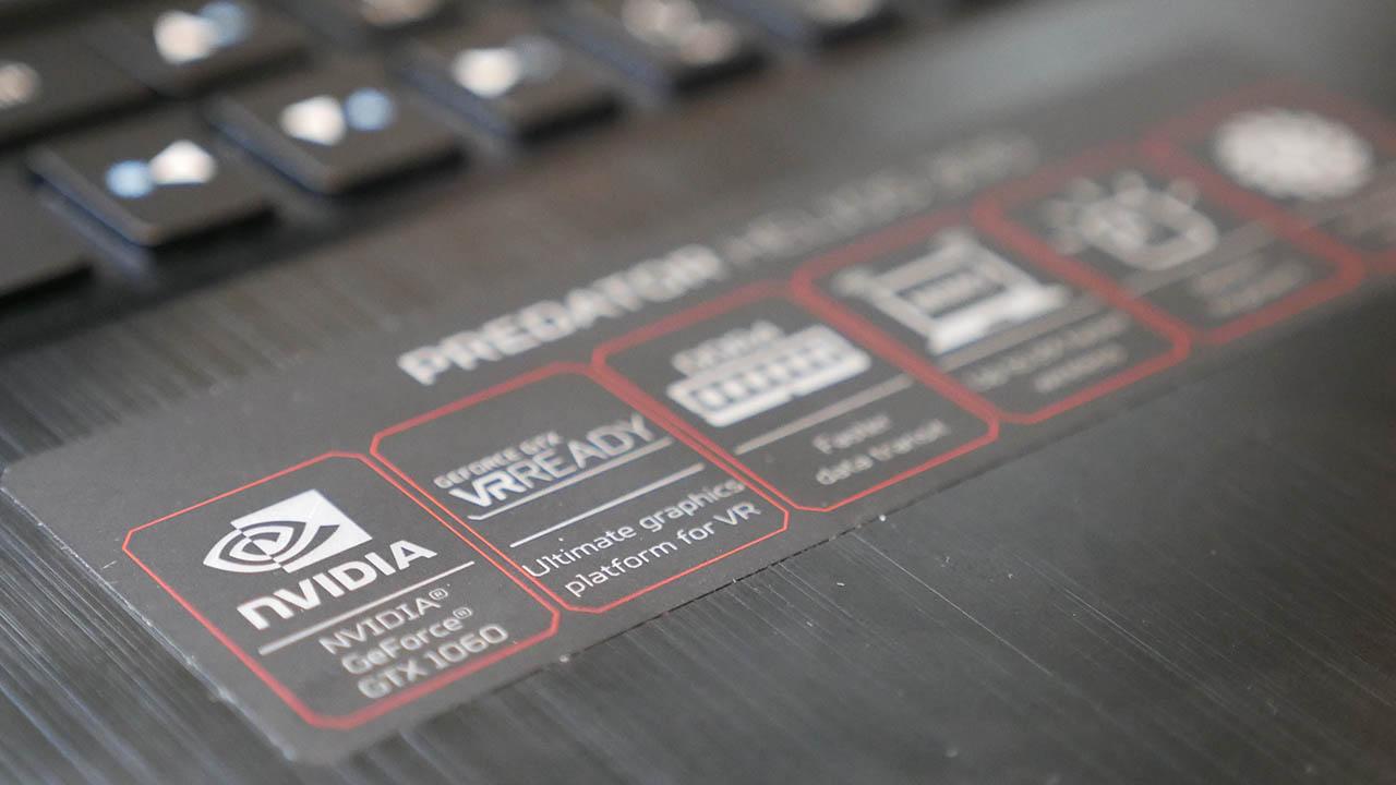Spécifications du Acer Predator Helios 300