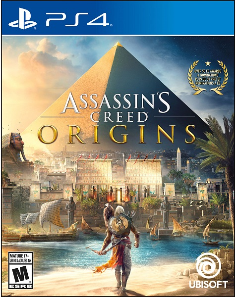 Assassin's Creed Origins pochette