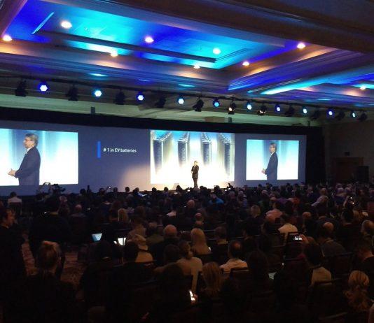 Conférence Panasonic