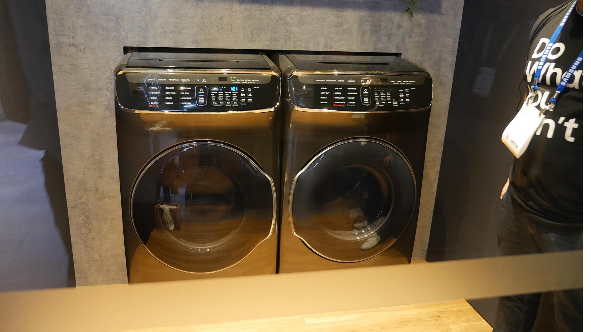 Machines à laver Samsung